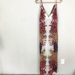 Free People medium Slip Maxi Dress boho